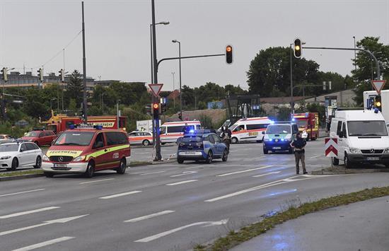"""Obama ofrece a Alemania """"toda la ayuda"""" tras el tiroteo en Munich"""