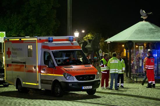 El atentado de Ansbach aviva el temor al terrorismo yihadista en Alemania