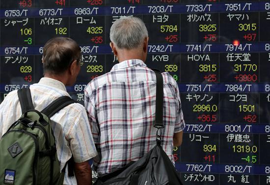 El Nikkei cierra con una caída del 1,43 por ciento