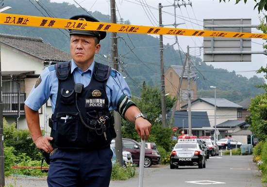 """EE.UU. califica el apuñalamiento en Japón de """"repugnante"""" y """"sin sentido"""""""