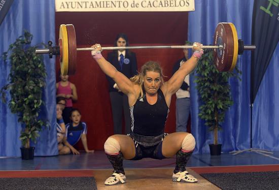 Presentada la candidatura de Lydia Valentín al Princesa Asturias del Deporte 2017