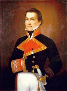 Alejandro Malaspina, jefe de la expedición