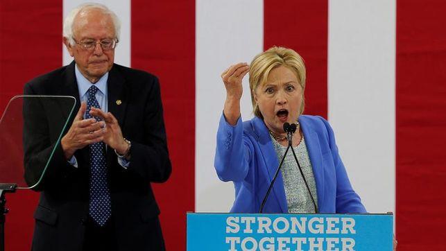 Clinton pide sacar