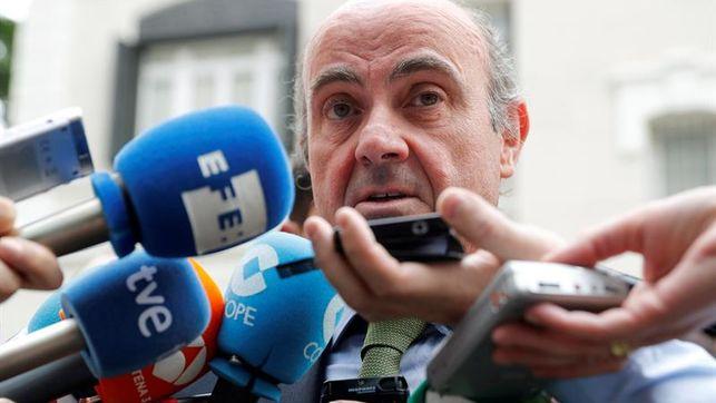 Guindos reclama un instrumento fiscal común en la eurozona