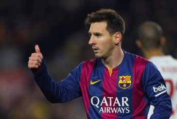 Messi firma su nuevo contrato hasta junio de 2021 y 700 millones de cláusula