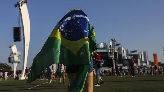 Brasil admite que el terror tiene una
