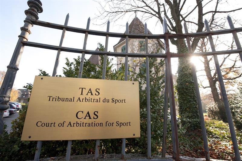 El TAS desestima el recurso de los deportistas rusos contra el COI