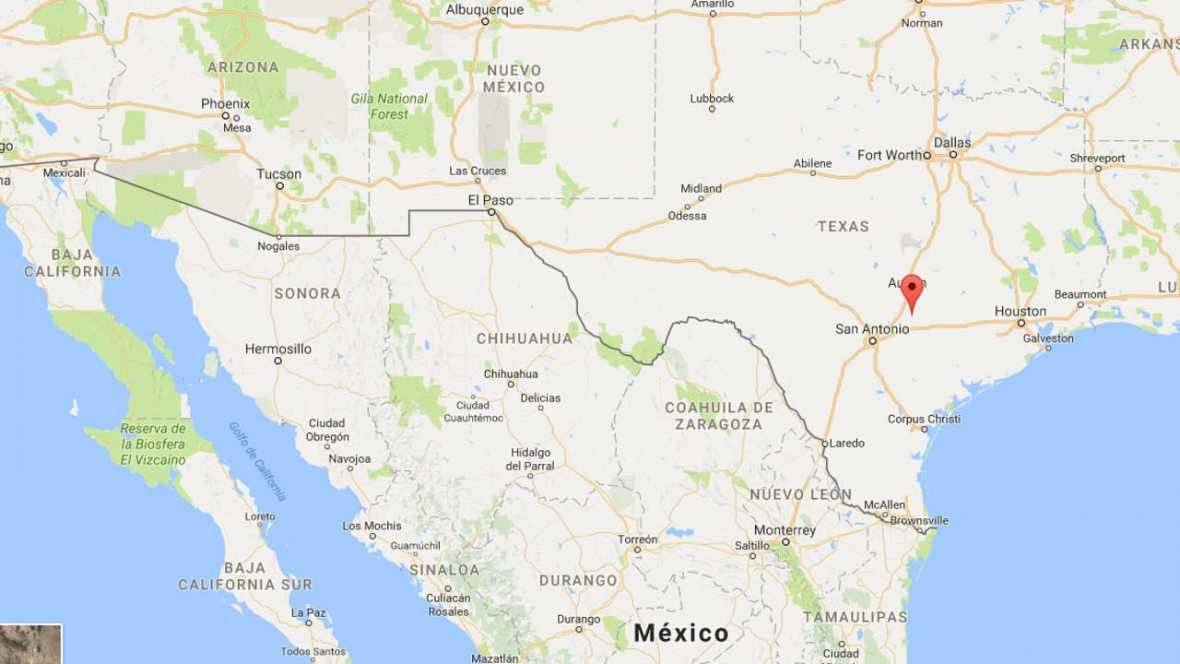 Un globo con al menos 16 personas a bordo se estrella en Texas, en EE.UU.