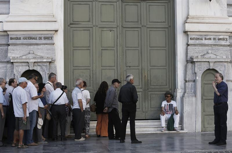 Grecia completa el segundo gran pago de deuda pendiente en julio