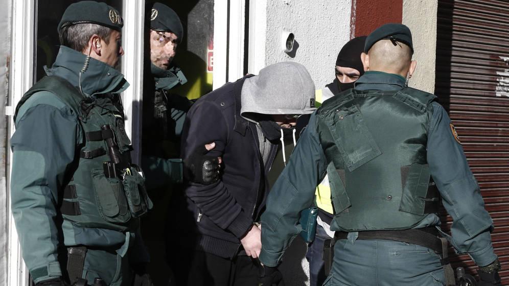 Detenidos en Gerona dos hermanos marroquíes acusados de financiar a DAESH