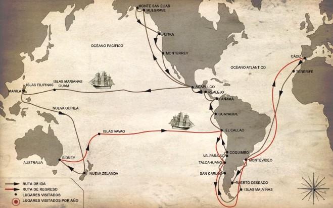 Comienza la mayor expedición naturalística de la historia de España