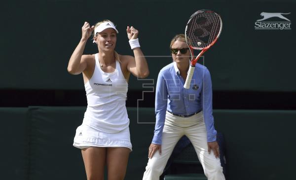 Kerber desafía a Serena pensando en Melbourne