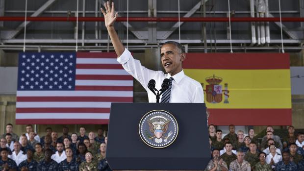 """Obama cuenta con una España """"fuerte y unida"""" como """"un estrecho aliado"""""""