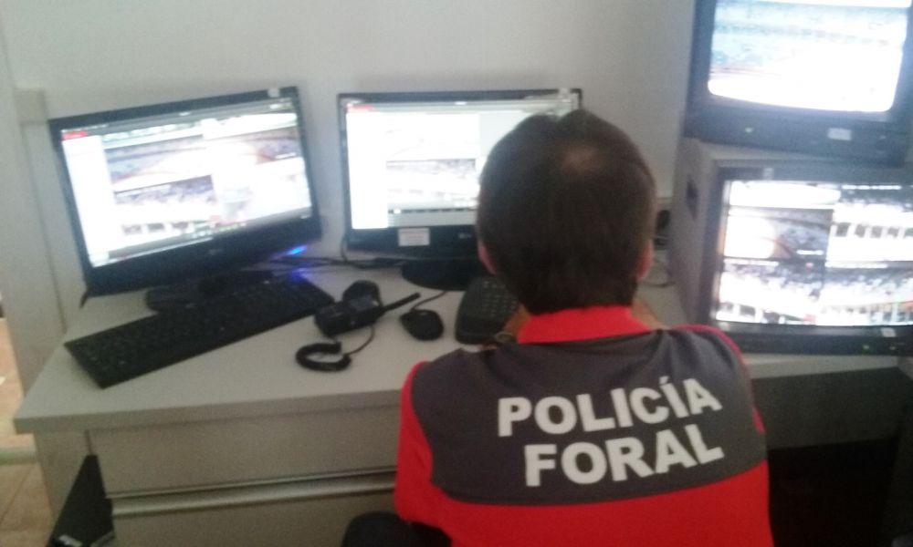 Aumentan un 31% los arrestos de Policía Foral durante San Fermín 2016