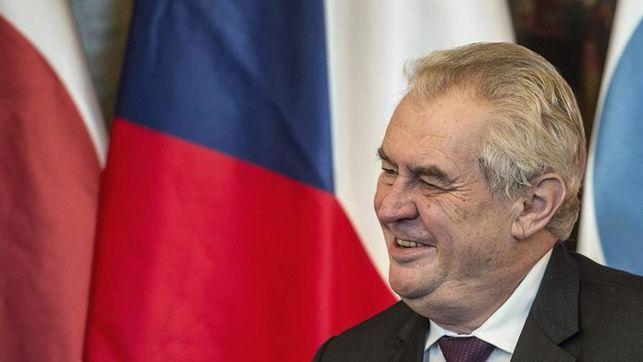 El presidente de la República Checa hará todo lo posible para que haya referendo de salida de la UE