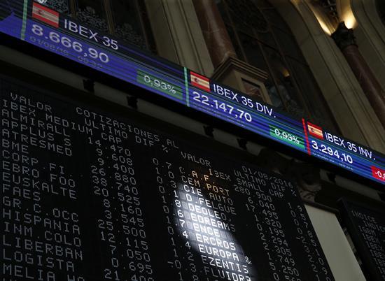 El IBEX cae el 0,32 por ciento en la apertura por Inditex y el rechazo al