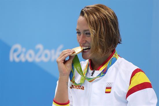 """Belmonte: """"Personalmente, estoy casi realizada; el oro olímpico era mi sueño"""""""