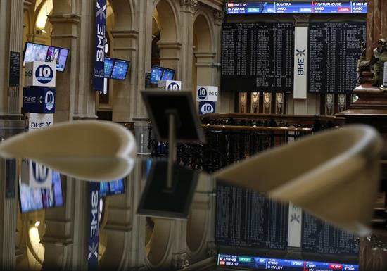 La Bolsa española suma un 0,24 % tras la apertura, animada por la banca