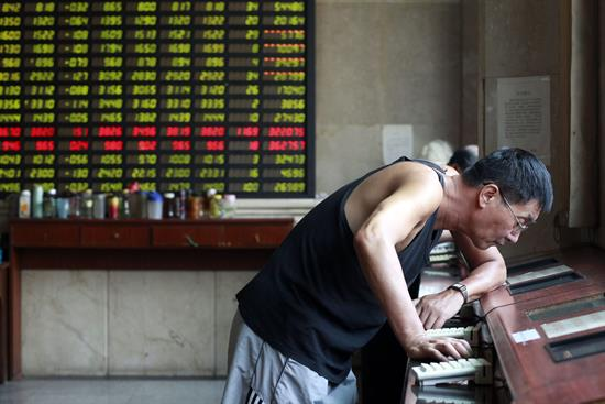 La Bolsa de Shanghái cierra con un leve ascenso del 0,05 %