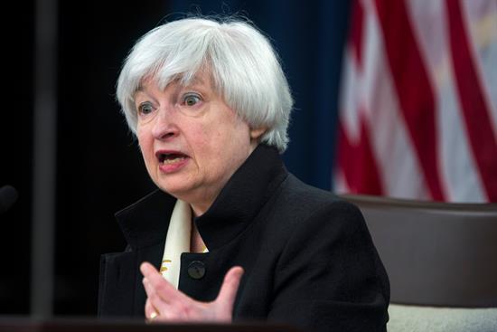 Yellen defiende las subidas de tipos pese a la debilidad de la inflación