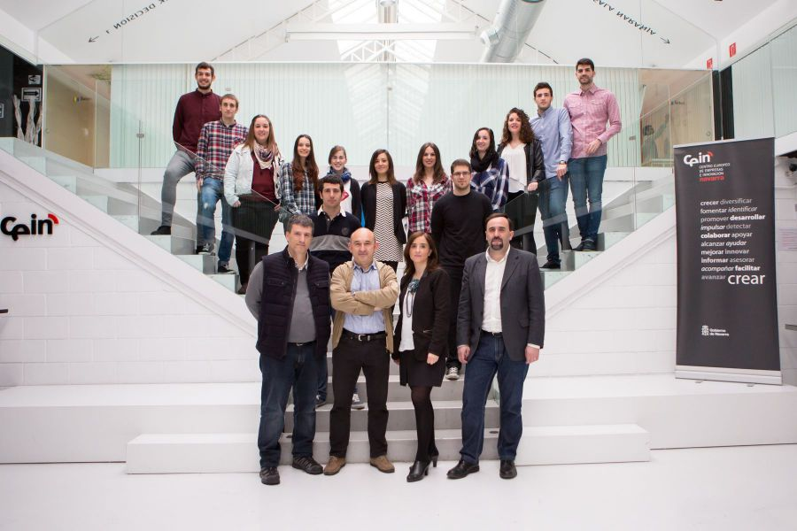 Estudiantes de la UPNA diseñan cuatro proyectos de empresa con ayuda de CEIN