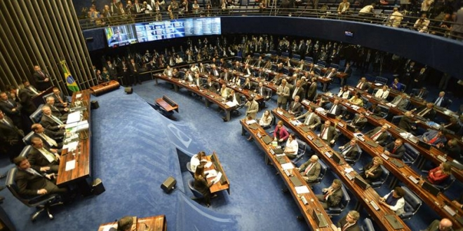 El Senado brasileño aprueba el informe que pone a Rousseff a un paso de la destitución