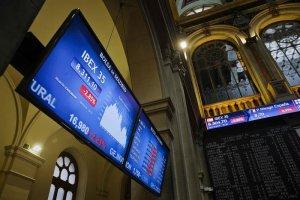 El IBEX recoge beneficios y cierra la peor sesión en Europa