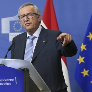 Juncker asegura que no excluye un acuerdo sobre el