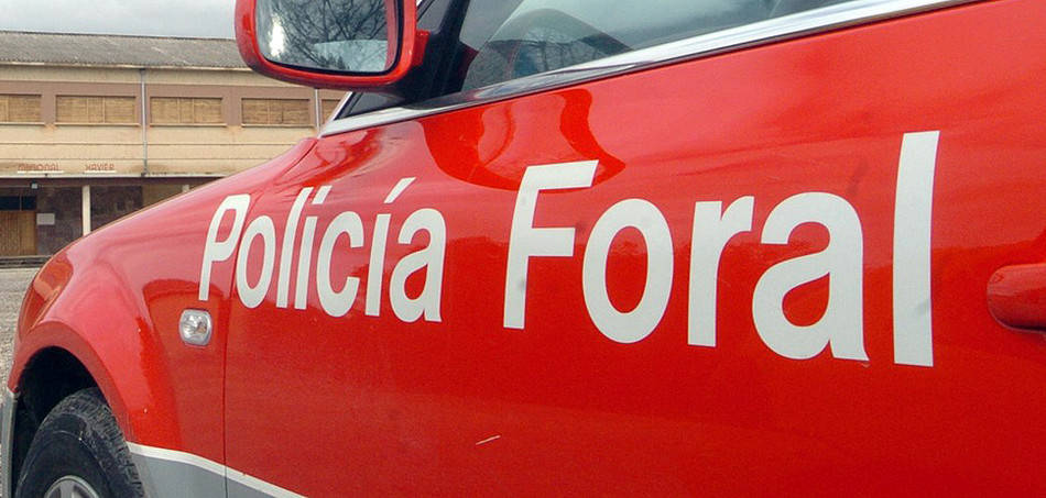 Policía Foral interviene tres casos de violencia machista
