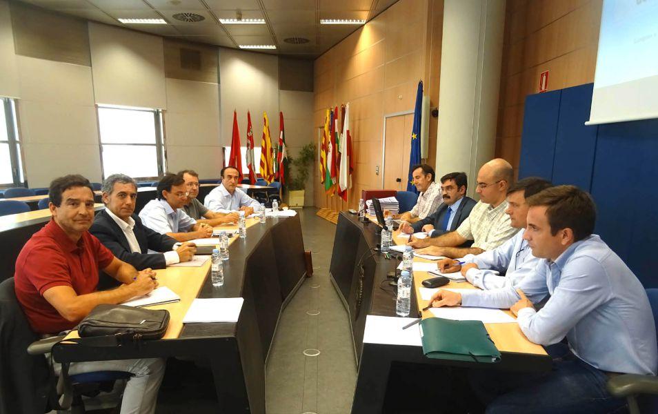 Navarra vuelve a formar parte de la comitología de la Comisión Europea