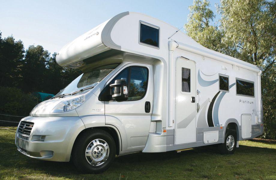 El Gobierno de Navarra recuerda que las autocaravanas deben estacionar en 'campings' debidamente registrados