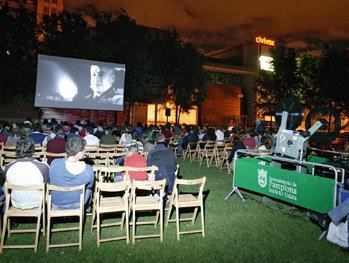 AGENDA: Del 14 al 18 de agosto, en Pamplona, 'Noches de Cine'