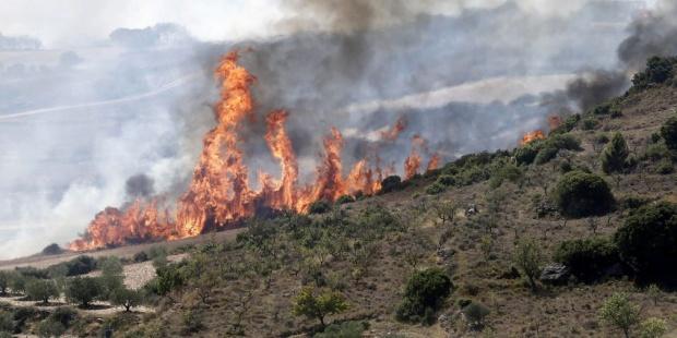El jefe de Bomberos de Navarra apuesta por revisar protocolos de actuación en el incendio de Tafalla