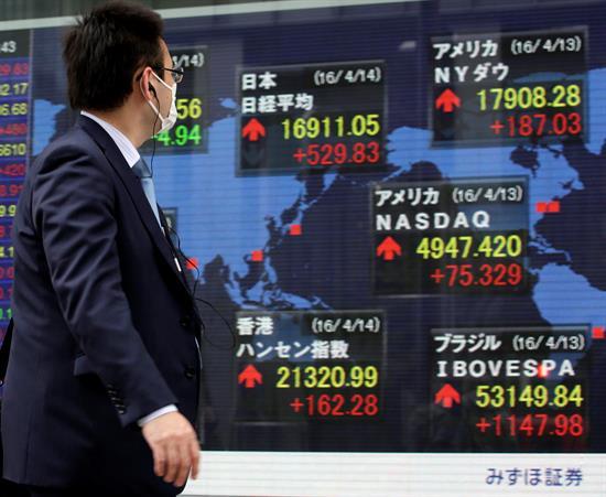 Japón registró un superávit corriente de 16.695 millones de euros en julio