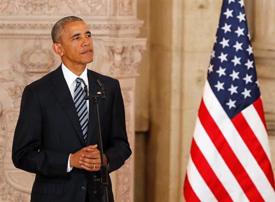 Obama llama a Trump para felicitarlo por su victoria e iniciar la transición