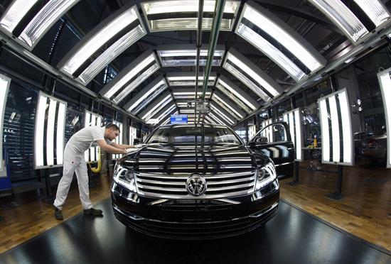 Volkswagen baja el beneficio neto un 2,2 % en el primer trimestre