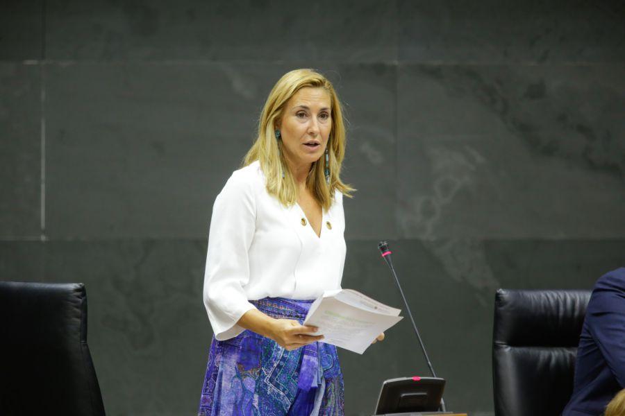 La dirección del PP apoya a Ana Beltrán para presidir el partido en Navarra