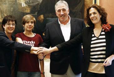 Geroa Bai de Pamplona propone al Ayuntamiento que tenga señal institucional del encierro