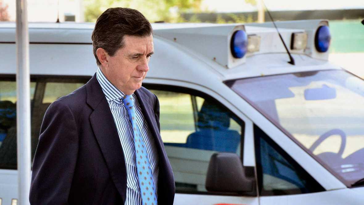El juez propone sentar en el banquillo a Matas en otros cinco juicios por blanqueo y malversación