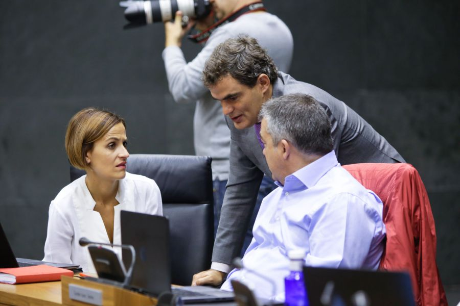 PSN, contra el Gobierno de Navarra por la