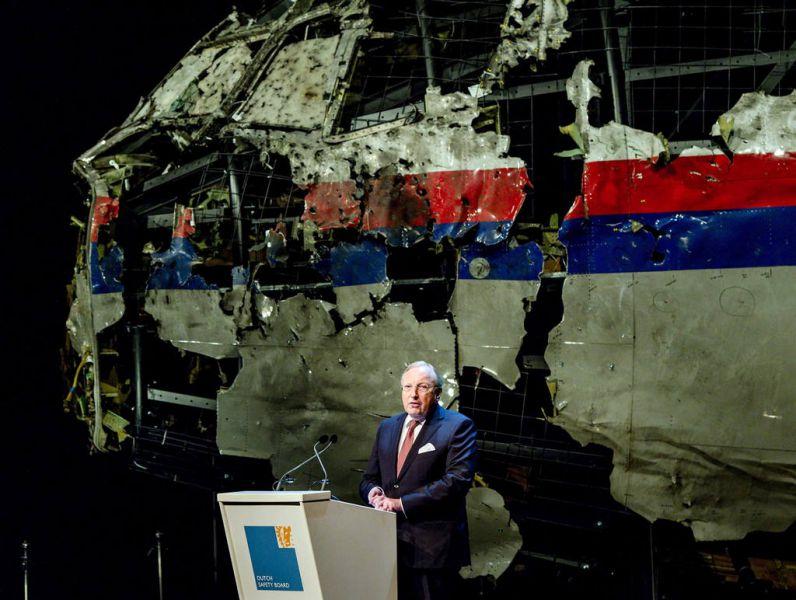 Holanda afirma que el vuelo MH17 fue abatido por misil Buk traído desde Rusia al este de Ucrania