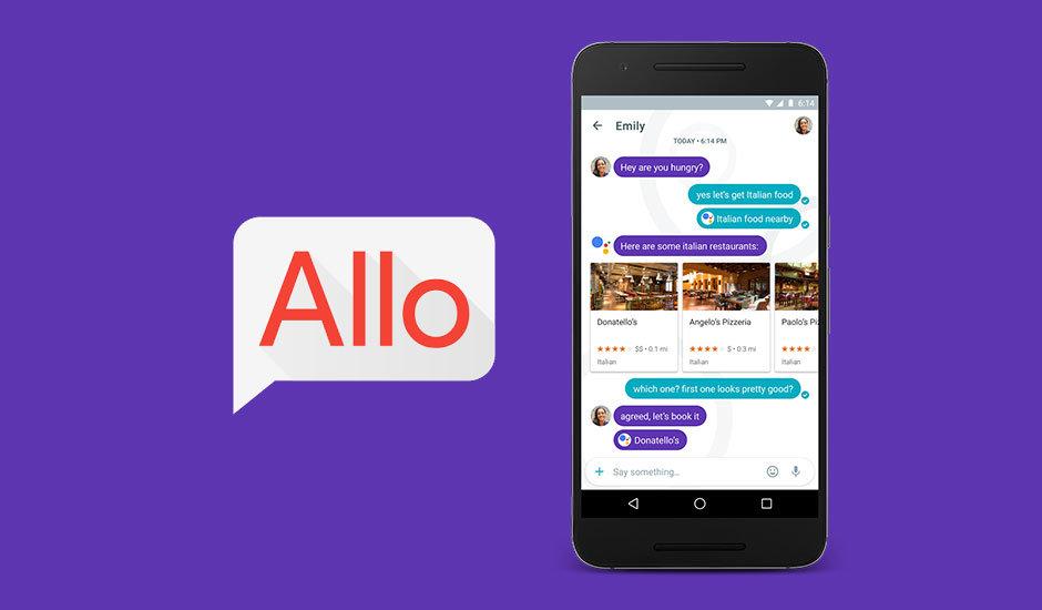 Google se suma a la guerra de las aplicaciones de mensajería con Allo