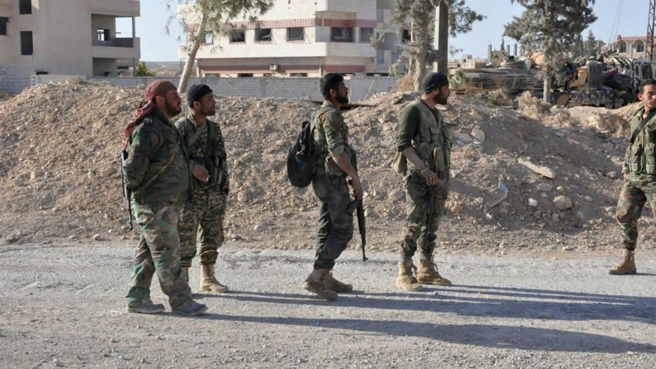 Al menos 56 muertos en combates entre grupos islámicos y el Ejército en Siria