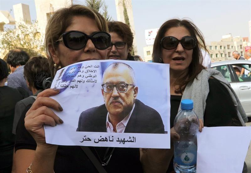 Asesinan a tiros al escritor jordano que difundió una caricatura considerada
