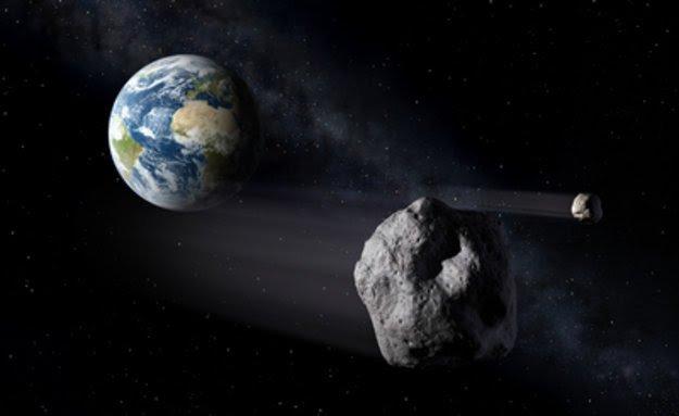 """China planea """"capturar"""" un asteroide y situarlo en la órbita lunar hacia 2060"""