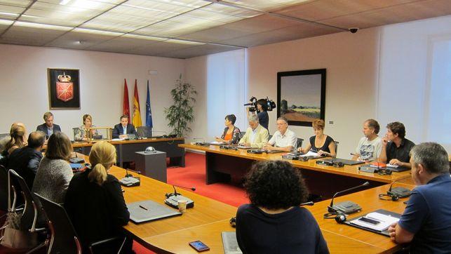 Mendoza dice que tendrá un documento sobre la financiación de la UPNA para 2017