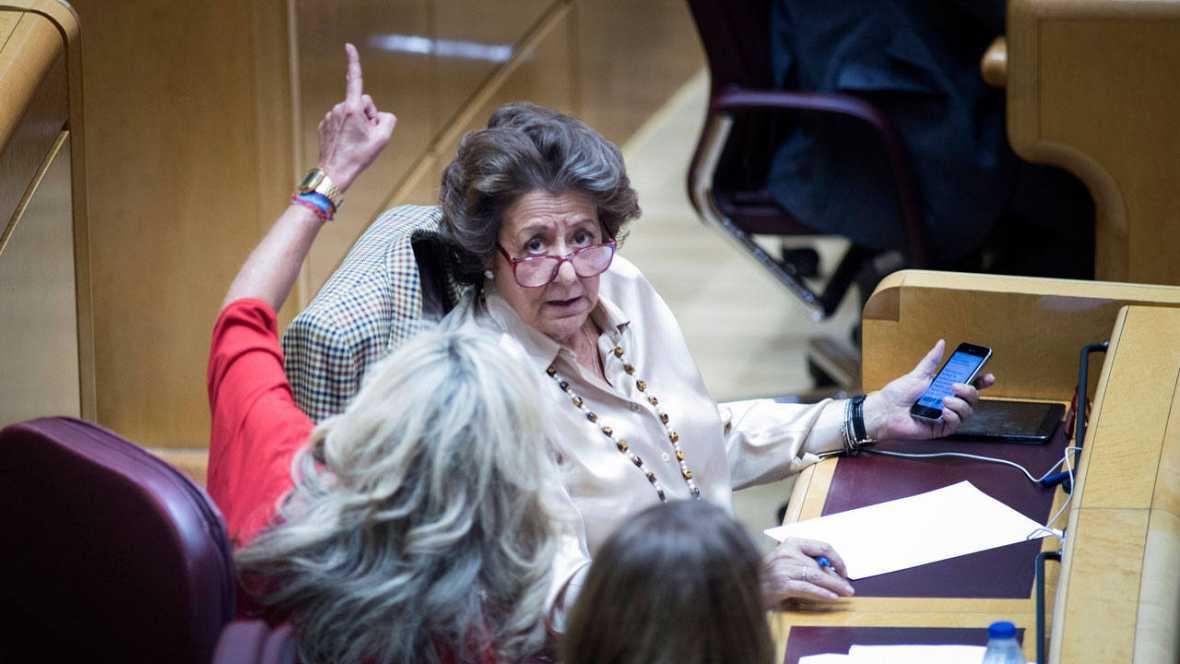 El Supremo abre causa contra Rita Barberá por supuesto blanqueo en el Ayuntamiento de Valencia