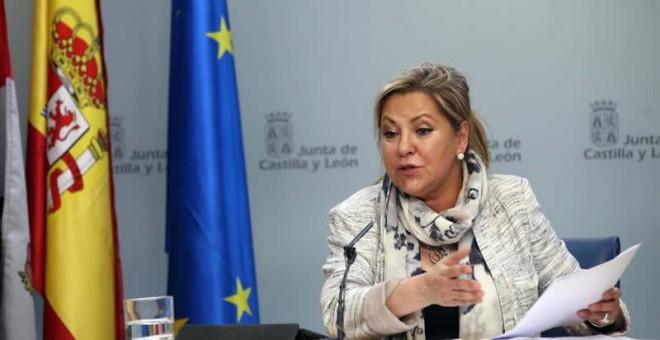 Valdeón deja su escaño en Castilla y León tras nuevo positivo por alcoholemia
