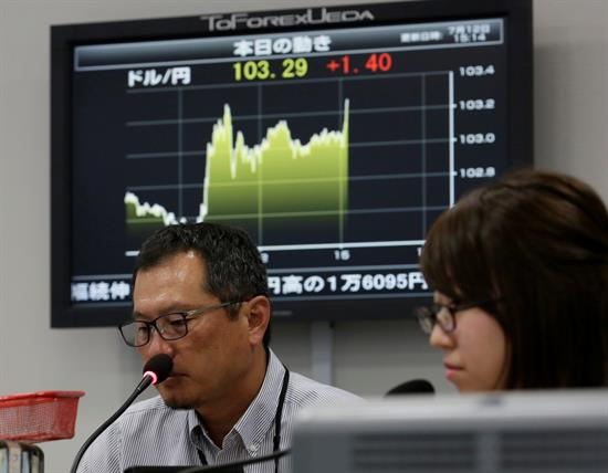 Tokio vive una sesión sangrienta arrastrada por Wall Street
