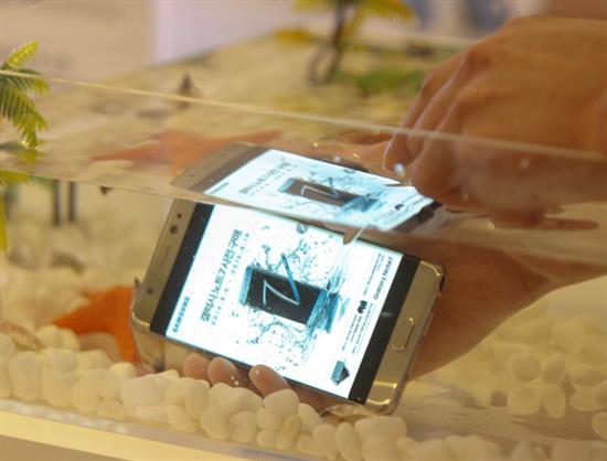 Samsung se recupera en Bolsa tras sus caídas por la retirada del Note 7
